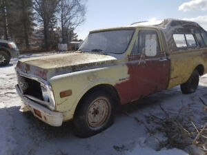 1972 Chevy C10 For Sale.