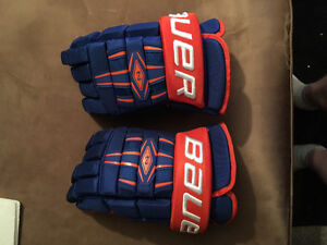 Game used NHL gear