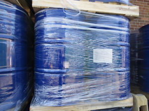 55 gallon steel drums, food-grade, mint condition- 100+ units Cornwall Ontario image 2