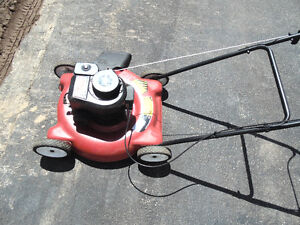 WANTED - Working or Non-Working Gas Lawnmowers