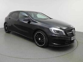 MERCEDES BENZ A CLASS AMG A45 SPORT FACELIFT NIGHT EDITION BREAKING W176 2016