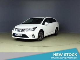 2013 TOYOTA AVENSIS 2.0 D 4D Icon 5dr