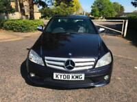 Mercedes-Benz C220 2.1TD [ BIG SCREEN SAT NAV, BLUETOOTH ]