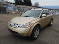 2003 Nissan Murano AWD Auto Great Condition