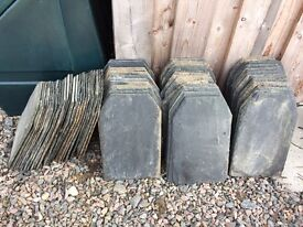 Roof Slates x85 - looking for a home