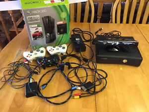Xbox 360 and games and accessories