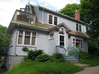 Sunny South End Halifax Large Flat (2 bdrm),surrounded by trees!