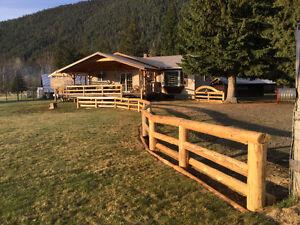 4th Generation  2 Dwelling 95 acre Farm for Sale $595,000.