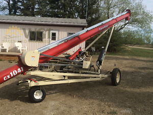 FarmKing Conventional augers (PTO or Engine Drive)