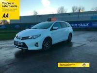 2015 Toyota Auris 1.8 VVTi Hybrid Icon+ 5dr CVT Auto ESTATE Petrol/Electric Hybr