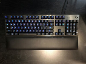 G513 gaming keyboard URGENT/NEGOTIABLE