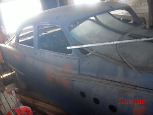 1953 Buick Sedan Custum for restoration or parts