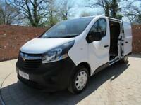 VAUXHALL VIVARO 2900 L2 H1 LWB 115 BHP ELECTRIC PACK 3 SEATS