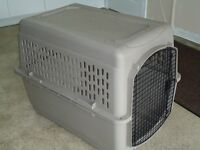 TRAVEL DOG CRATE