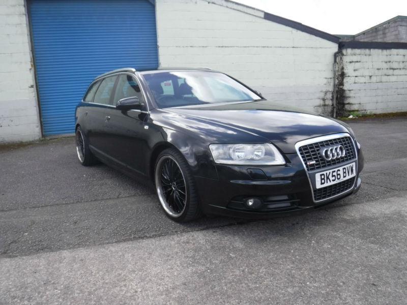 Audi A6 Avant 3.0TDI auto 2007MY quattro S Line VERY RARE CAR   in ...