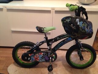 BEN 10 KIDS ULTIMATE ALIEN BIKE