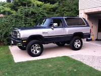 1991 Dodge Ramcharger