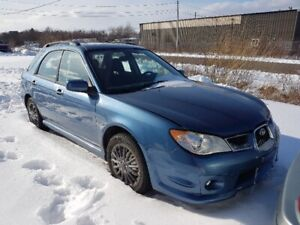Subaru Impreza 2.5L 4 Cyl Gas AWD Stationwagon