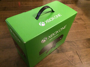 XBox one Console Box Windsor Region Ontario image 1