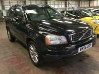 2006 Volvo XC90 2006 2.4 D5 SE 5dr Geartronic [185] BLACK FULL LEATHER 7 SEATER