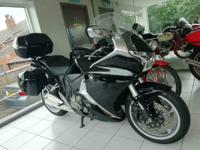 HONDA VFR1200 FD-DCT, GT SPEC' VERY LOW MILEAGE, F S H, IMMACULATE  CONDITION | in Lincoln, Lincolnshire | Gumtree