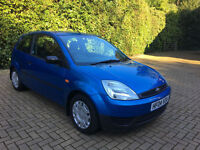 2004/04 Ford Fiesta 1.25 Finesse