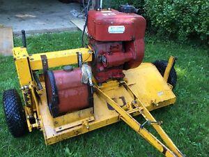 Mott hammer flail mower