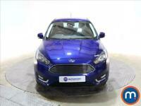 2017 Ford Focus 1.0 EcoBoost 125 Titanium Navigation 5dr Hatchback Petrol Manual