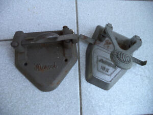 Vintage 2 Hole Punch (two)