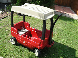 STEP2 Canopy wagon SUPER DEAL!!!