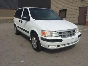 2002 Chevrolet Venture 55000 km