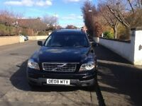2008 VOLVO XC90 2.4 D5 AUTOMATIC 4X4 DIESEL 7 SEATS LOW MILEAGE FSH FULLY LOADED