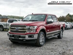 2018 Ford F-150 King Ranch  - Leather Seats - Sunroof - $224.37