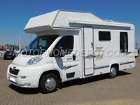 Elddis AUTOQUEST 150, 2007, 4 Berth, Peugeot 2.2TD, L-Shaped Lounge, 18k Miles!