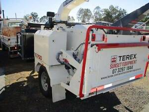16 inch Bush Chipper for hire – TEREX TAC 750 Park Ridge Logan Area Preview