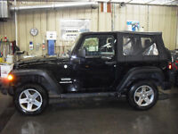 JEEP WRANGLER SPORT 2011 4X4 FINANCEMENT DISPONIBLE