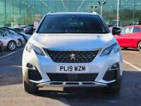 2019 Peugeot 3008 1.5 BlueHDi GT Line 5dr EAT8 Auto Estate Diesel Automatic