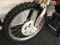 2005 HONDA CRF 450   VERY GOOD CONDITION FOR ITS AGE   CRF450R CR-F