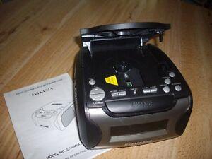Sylvania Radio with CD player Model SCR4975