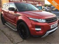 Land Rover Range Rover Evoque SD4 DYNAMIC LUX PACK