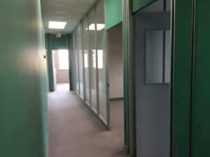 Downtown Office AVAILABLE - Flexible terms and rate - 2115sqf