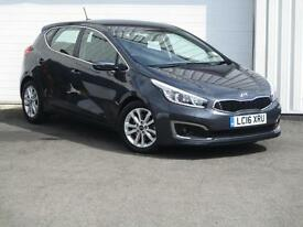 2016 Kia cee'd 1.6 CRDi 2 Manual Hatchback