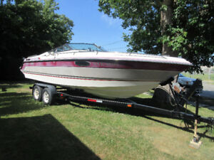 Boat For Sale 23 Foot 1989 Chapperal