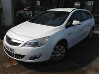 2011 (11) Vauxhall/Opel Astra 1.3CDTi 16v (95ps) ecoFLEX ES (Finance Available)