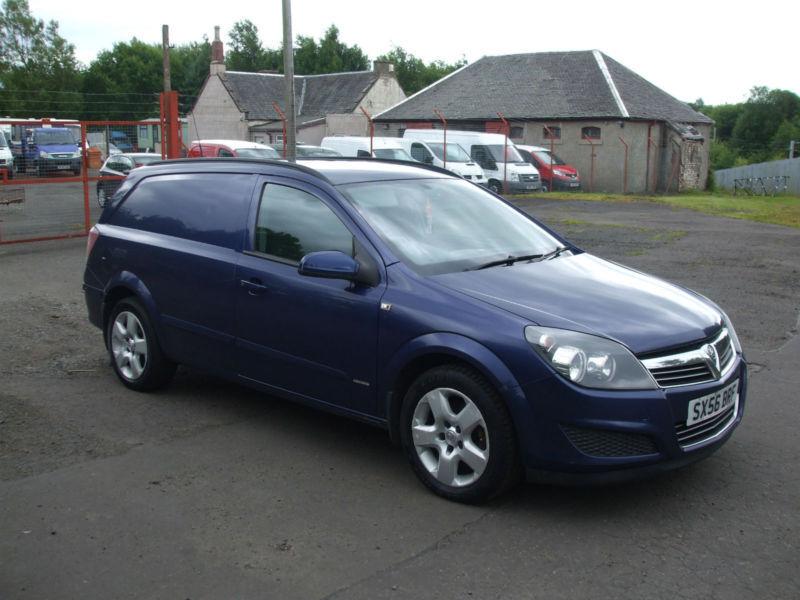 .2007/56.Vauxhall Astravan 1.7CDTi SPORTIVE VAN