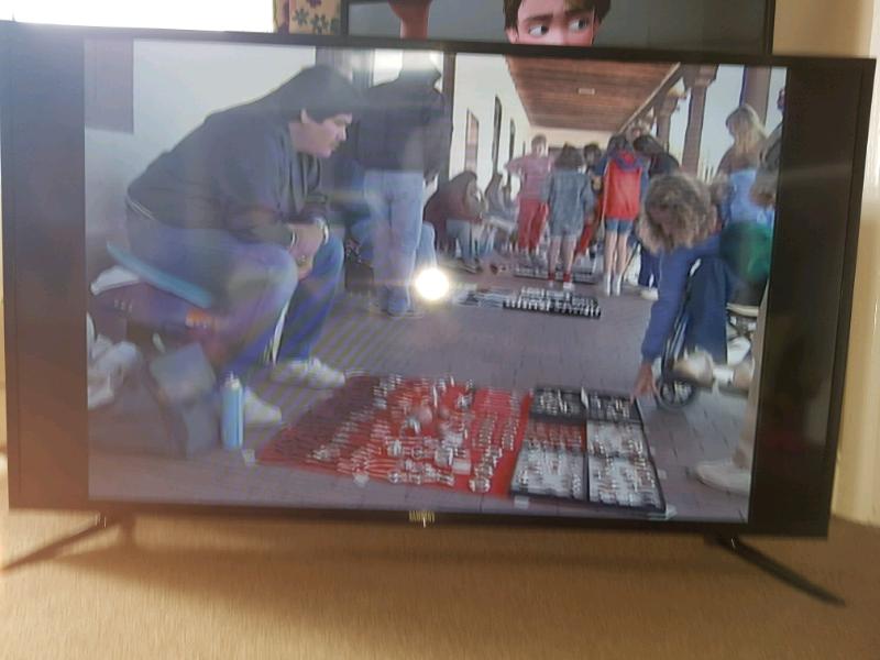 Samsung 4k tv spares or repairs | in Dereham, Norfolk | Gumtree