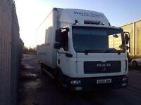 Man Truck no vat