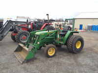 Huge Selection of Tractors, Trucks, and more at Auction
