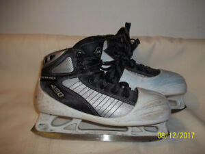 Junior Goalie Skates Size 3½ (KOHO 490)