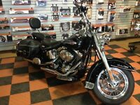 really nice 2007 heritage softail classic